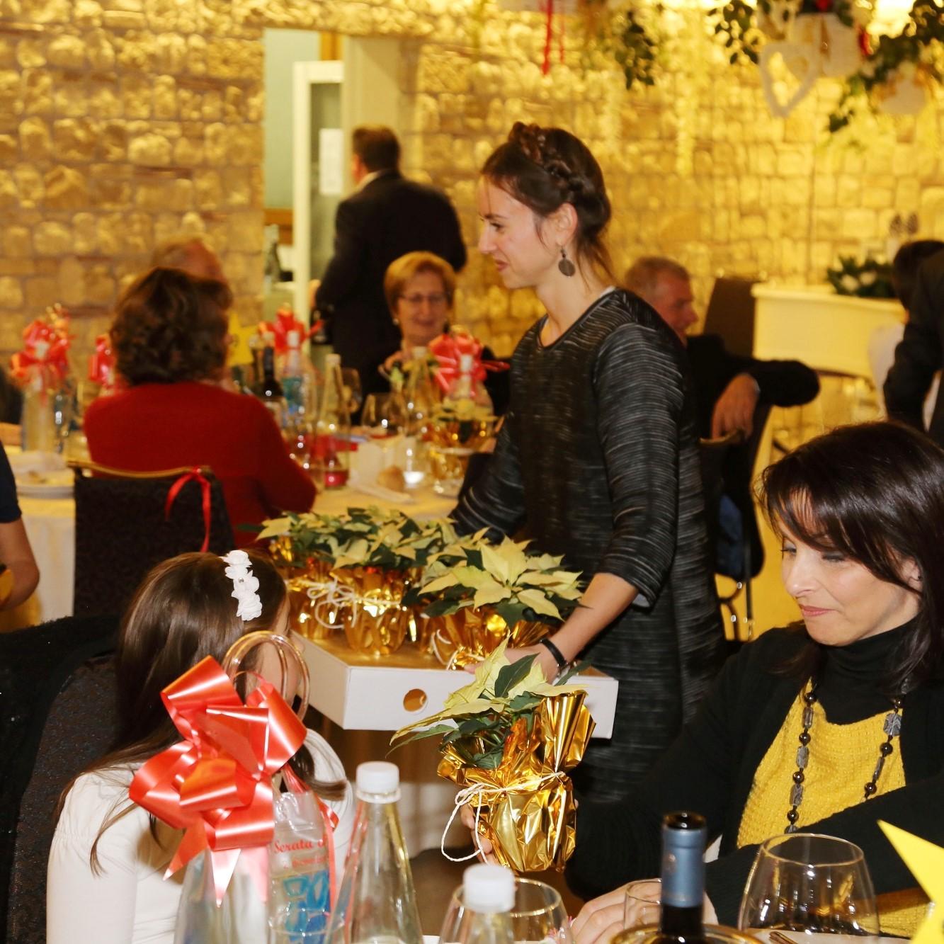 Pranzo di gala e celebrazione del nostro Quarantennale